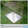 Powder Coated Foldable Dog Cage