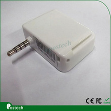 MCR01 3.5mm Audio phone jack magnetic card reader pocket mobile payment terminal