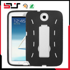 Hybrid rugged combo kickstand protector for samsung galaxy note 8 n5100 case
