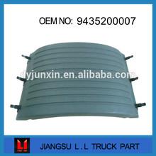 Truck part factory ,mercedes benz truck part , mudguard 9435200007