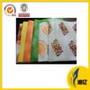 Greaseproof Burger Wrapping/ hamburger packaging