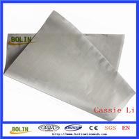 400 Stainless Steel Mesh Wick 316L 400x400 316L 11.7inx8.3in sheet