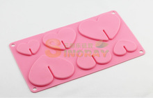 Heart Shape DIY Silicone Baking Decorative
