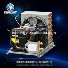 refrigeration rotary compressor condensing unit