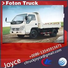Light Truck 3.5 ton, Foton Diesel Engine Cargo Truck