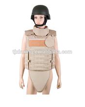 Alta calidad completo de protección a prueba de balas chaleco ; alta calidad Kevlar Body Armor