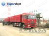 266hp off road truck, Food oil truck ,10 wheeler trucks