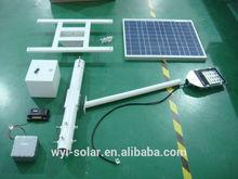 18w Integrated solar street light/road lamp/street light fitting