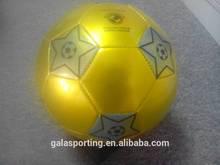 metal pvc soccer ball