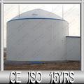 membrana de alta calidad tanque de metano del techo