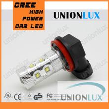 50w h11 Car Automotive Fog Light Lamp Bulb Amber 12V UX-7G-H11W-CR-50W