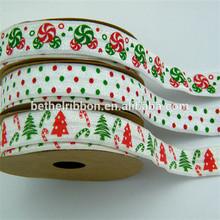 Beautiful pre-tied holiday elastic ribbon satin