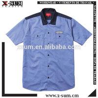 Mechanics Shirts Gas Station Uniform