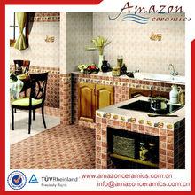 wholesale modern design non slip ceramic floor tile kitchen
