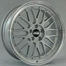 Sliver bbs LM replica wheel