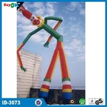 best quality 2014 new air dancer tube Custom made two legs