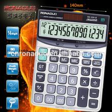 لعبة حاسبةالمدرسة 14 أرقام rd-924 والاختيار الصحيح حاسبة الضرائب