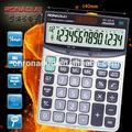 Corpo calculadora superfície 14 dígitos imposto verificar e corrigir calculadora rd-924
