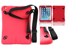 New design shoulder strap cover case for iPad Air