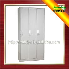 Chian Factory Dressing Room Metal Furniture KD Flat Pack Enterprise Changing Room Guangzhou Metal Cupboard Lockers