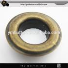 Fashion antique brass eyelet for garment