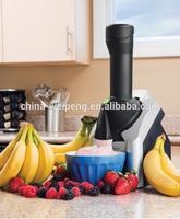 snack maker/frozen fruit ice cream maker/desset maker as seen on TV