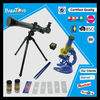 hot itme kid plastic toy telescope and toy microscope
