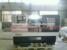 Flat Bed CNC Lathe(aluminium wheel repair machinery)(HS-CK6166)(High quality,CE Certificated, One year Guarantee)