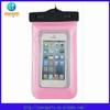 2014 universal PVC waterproof bag for mobile phone