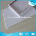 100% de algodón 280g mini-blanco lona estirada