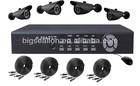 4CH DVR & Cameras H.264 Network Digital Video Recorder System