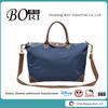 women weekend bag large travel bag on wheels polyester travel duffel bag