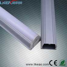 China LIKEAO brand 1000mm epsitar multi color rohs indoor t8 led tube