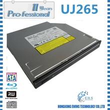brand new UJ265 DVD/CD burner internal Sata 12.7mm UJ265 slim sata slot in dvd RW/Burner Blu ray