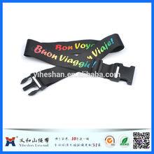 Hot sale suitcase belt/luggage fasten belt/adjustable suitcase belt