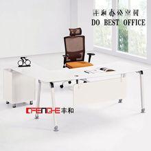 commercial furniture table white gloss office desk