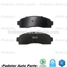 Auto parts hyundai genuine spare parts disc car brake pad car parts hyundai sonata