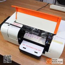 Custom phone case solvent printer