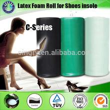 Latex foam D20 3MM shoe insole material
