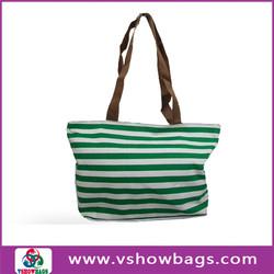Novelty design woven polypropylene beach tote bags cheap canvas beach bags