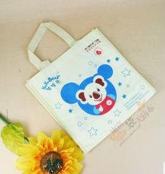 Best selling trendy canvas wholesale tote bag