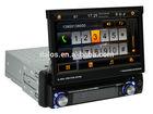 1 Din Car DVD Player,Detachable Front Panel Car DVD/VCD/MP3/CD/FM/AM Tuner/USB/SD