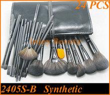 24 pezzi artista make- up spazzola( 2405s- b)