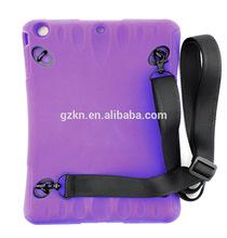 Belt silicone case for iPad mini mini 2 strap cover