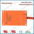 Eléctrica calentador flexible utilizado en lv& hv swichgear del gabinete