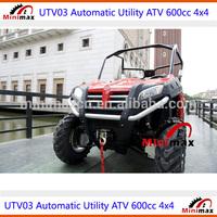 UTV 600cc Farmer Tractor Full Automatic CVT CF moto