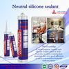 Neutral Silicone Sealant china supplier/ silicone sealant materials use for furniture/ high temperature black rtv silicone seala