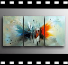 Wall Decoration Modern Oil Painting for office decoration