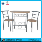heavy-duty dining table and chairs KC-7540
