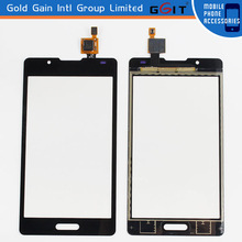 Original Competitive Price Digitizer Touch Screen For LG Optimus L7 II P710 P714 Glass Lens Replacement